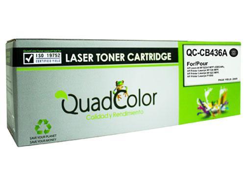 TONER QuadColor 436A QC-CB436A
