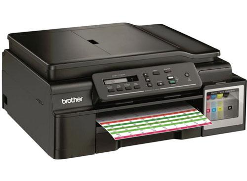 MULTIFUNCIONAL BROTHER DE INYECCION DE TINTA  A COLOR DCP-T700W