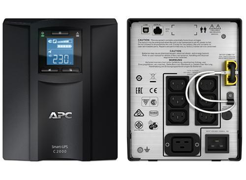 UPS APC SMART-UPS C 2000VA LCD