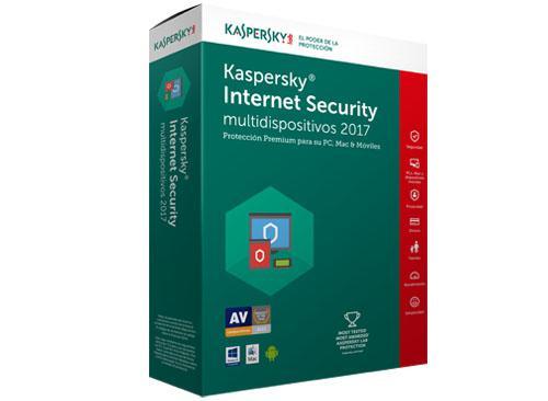 ANTIVIRUS KASPERSKY INTERNET S
