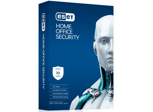 ANTIVIRUS ESET HOME OFFICE SEC