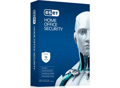 ANTIVIRUS ESET HOME OFFICE SECURITY X 15PC (P/N: S11030076)