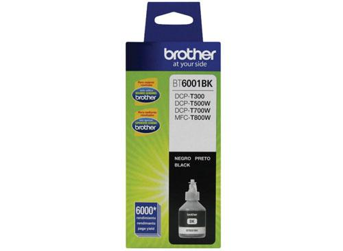 TINTA BROTHER BT6001BK  Compat