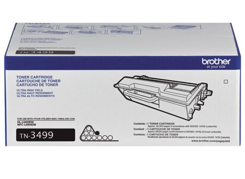 TONER BROTHER TN3499 HL-L5100D