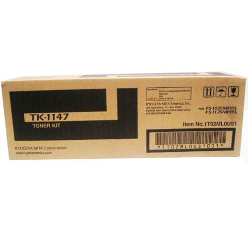 TONER TK-1147 KYOCERA   (12000 páginas) FS-1035 MFP / M2035DN/L