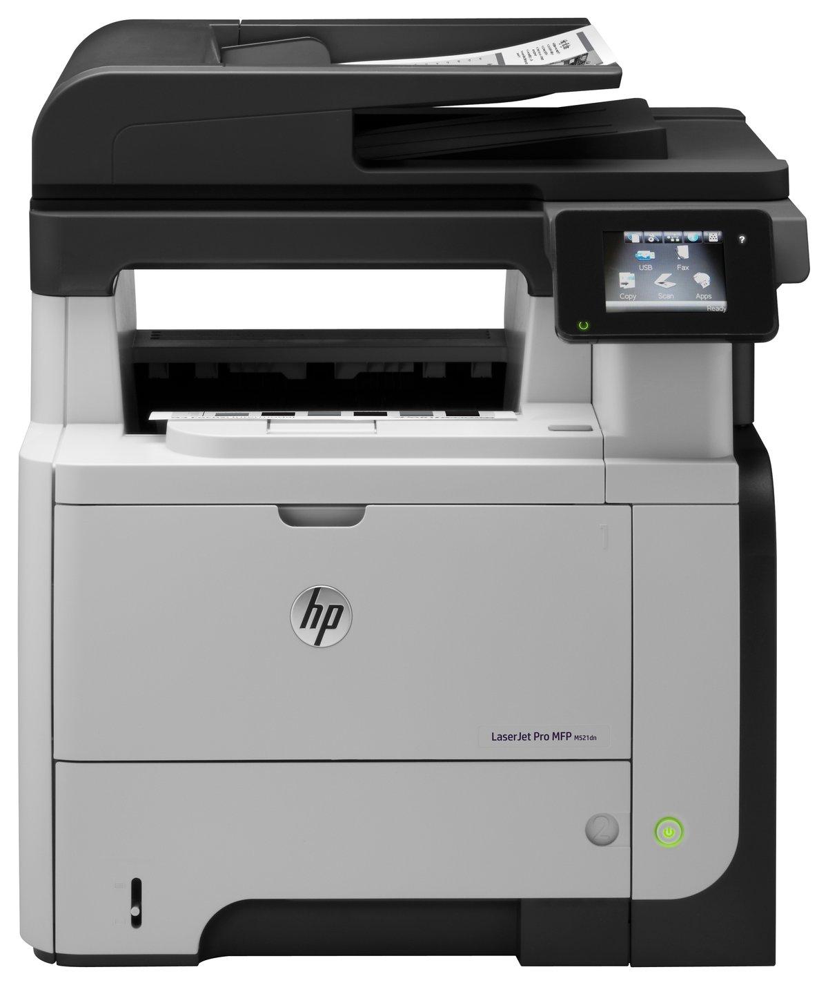 MULTIFUNCIONAL HP LASERJET PRO M521dn  B/N 42PPM - (A8P79A#AKV)