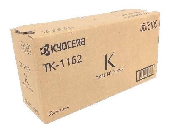 TONER TK-1162 KYOCERA (7,200 páginas) P2040dw BLACK