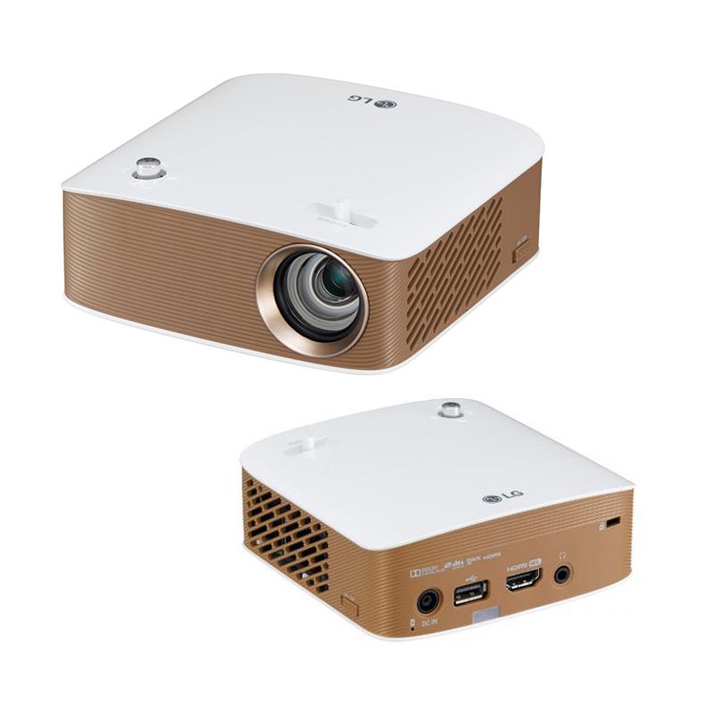 PROYECTOR LG PH150G MINI 130 ANSI 1280x720 LED HD HDMI