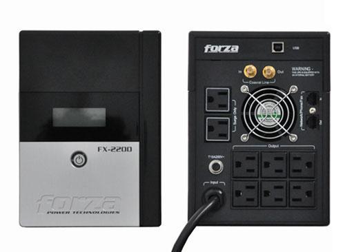 UPS   2200VA SMART FX-2200LCD-