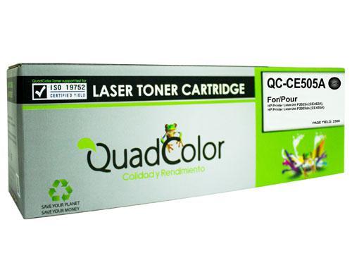 TONER QuadColor 05A QC-CE505A