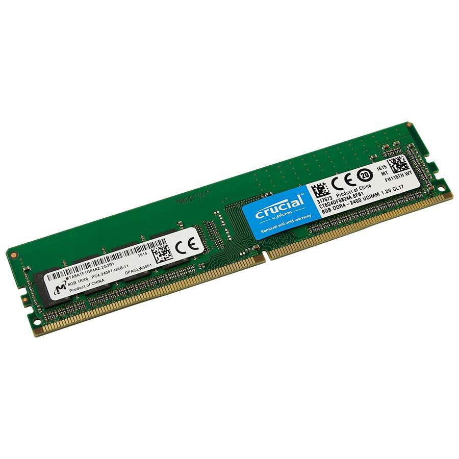 MEMORIA DDR4 8GB/2400 CRUCIAL