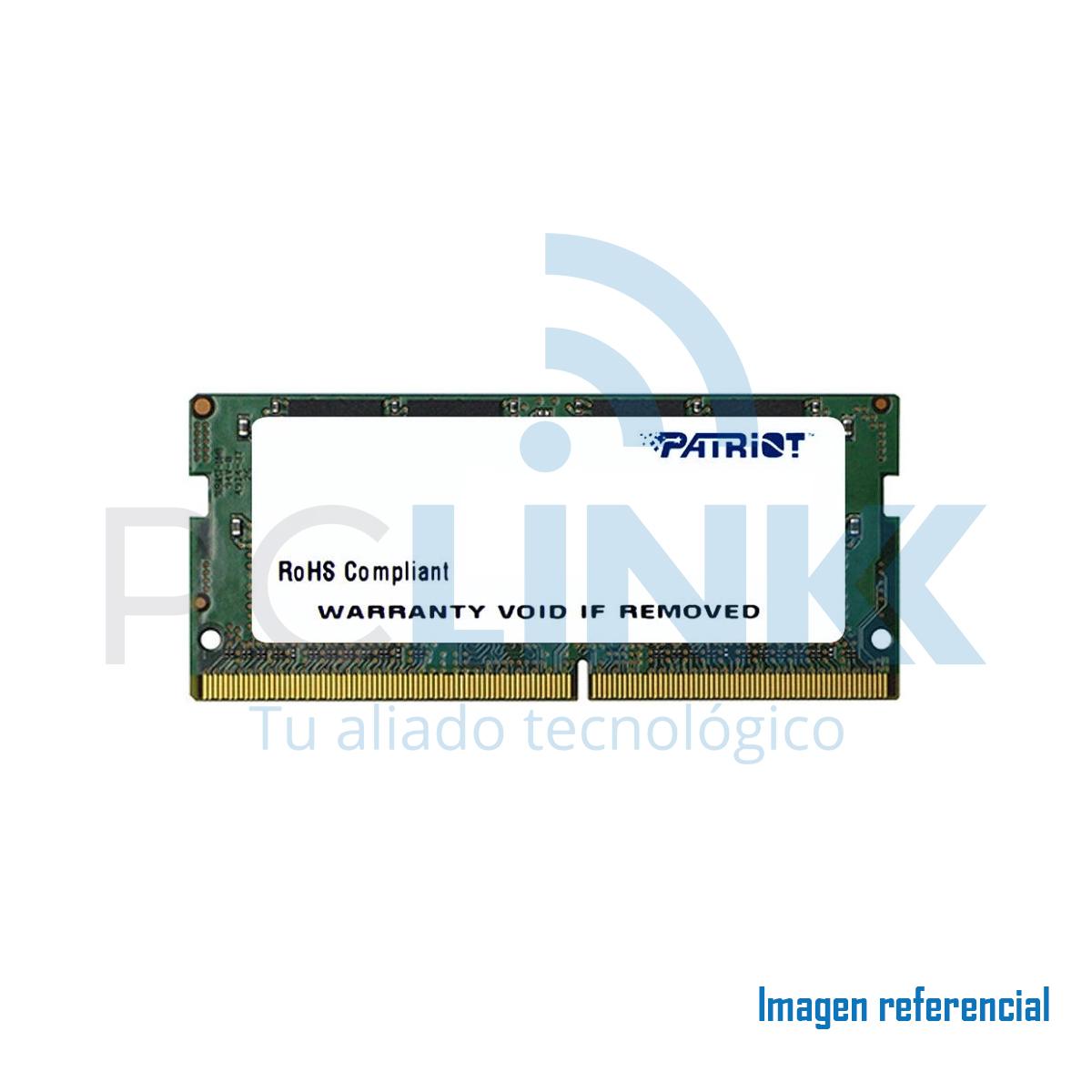 MEMORIA P/NOTEBOOK DDR4 4GB/24
