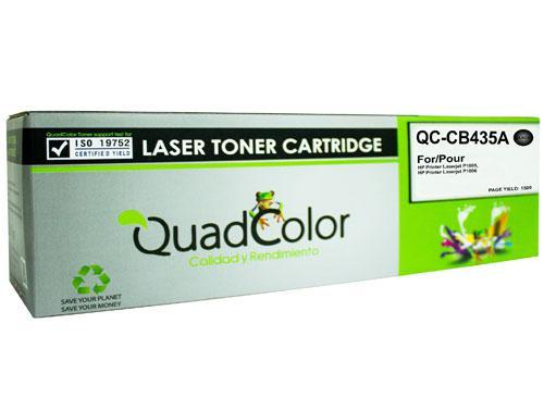 TONER QuadColor 35A QC-CB435A